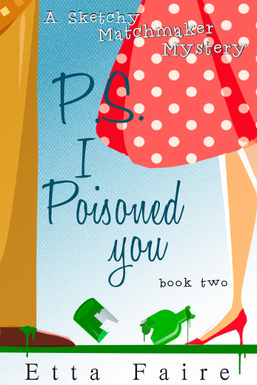 Murder meets menopause in this cozy mystery