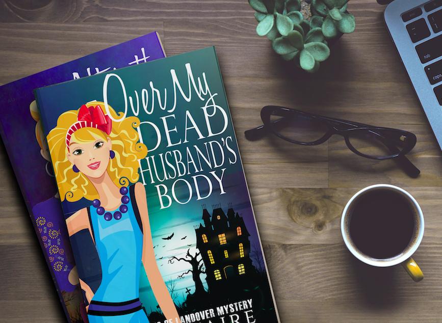 Fun ghost mystery books